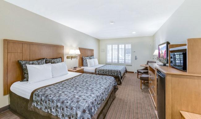 B1 Suite - Second Bedroom