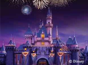Disneyland in Anaheim