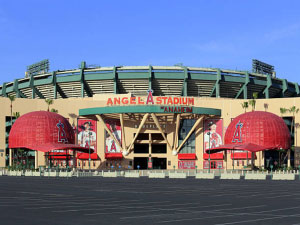 Our Anaheim Hotel is near Angels Stadium