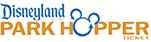 Disneyland Park Hopper logo